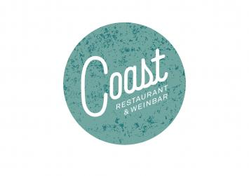 COAST • RESTAURANT & WEINBAR Logo