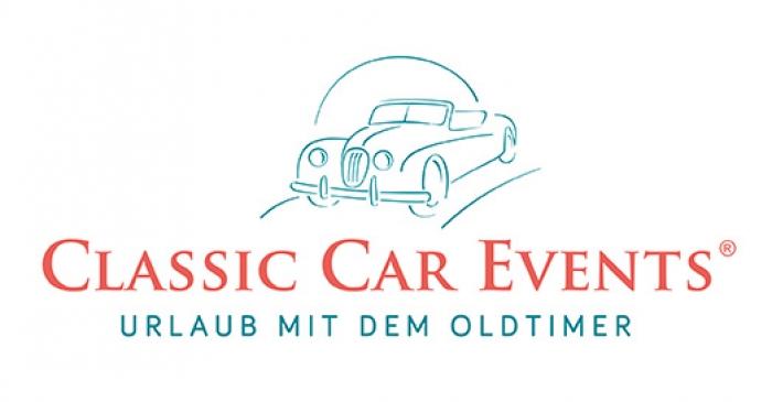 Classic Car Events Logo
