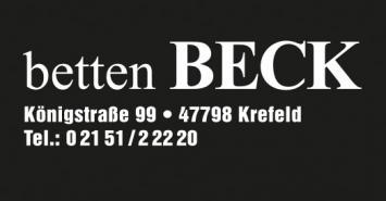 Betten Beck GmbH & Co KG Logo