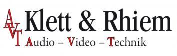 Bang & Olufsen AVT Klett & Rhiem Logo