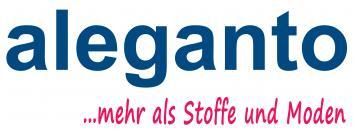 aleganto e.K. - Moden · Dekorationen · Schneiderei Logo