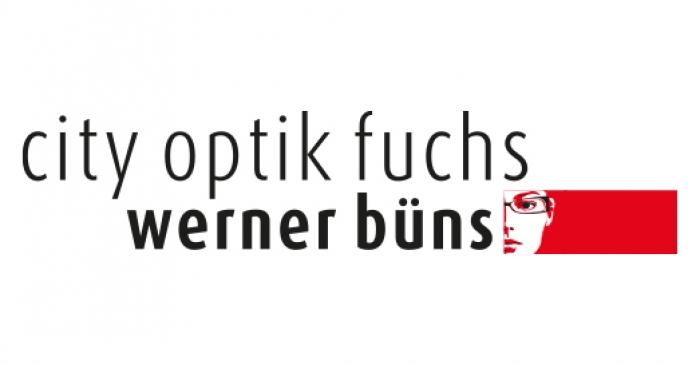 city optik fuchs Logo