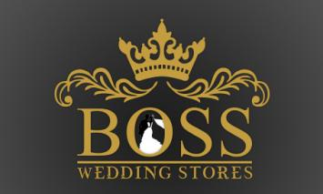 Boss Wedding Stores Logo