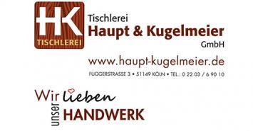 Tischlerei Haupt & Kugelmeier GmbH Logo