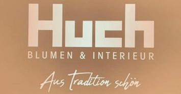 Huch Blumen & Interieur Logo