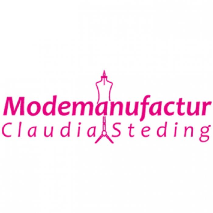 Modemanufactur Claudia Steding Logo