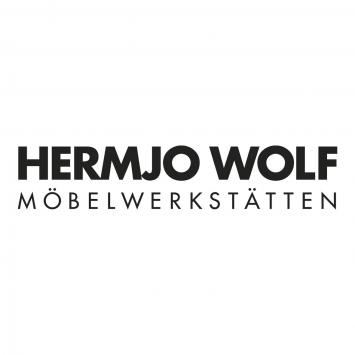 Hermjo Wolf Möbelwerkstätten Logo