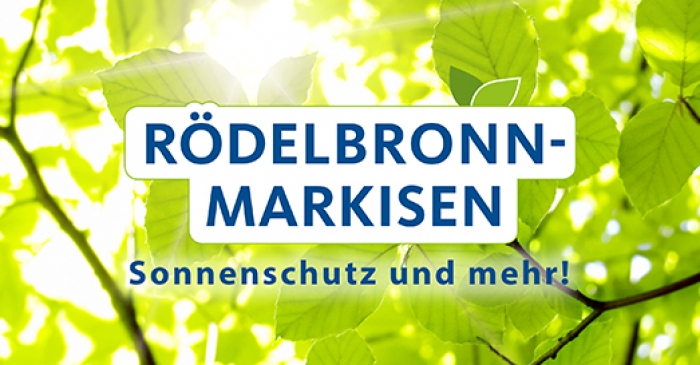 Rödelbronn Markisen GmbH Logo
