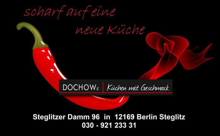 DOCHOWs Küchen mit Geschmack Logo