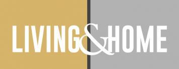 LIVING & HOME FRANKFURT Logo