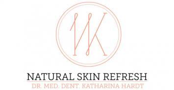 NATURAL SKIN REFRESH Dr.Katharina Hardt Logo