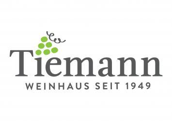 Weinhaus Tiemann – Weinimport Logo