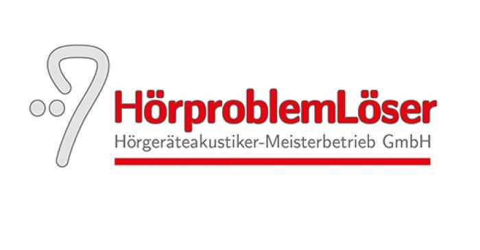 HörproblemLöser Hörgeräteakustiker-Meisterbetrieb GmbH Logo