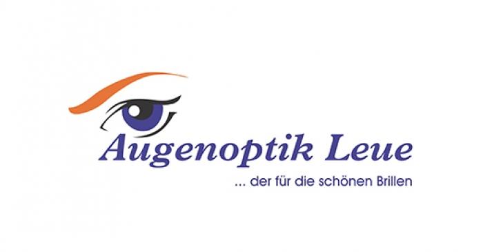 Augenoptik Leue Logo