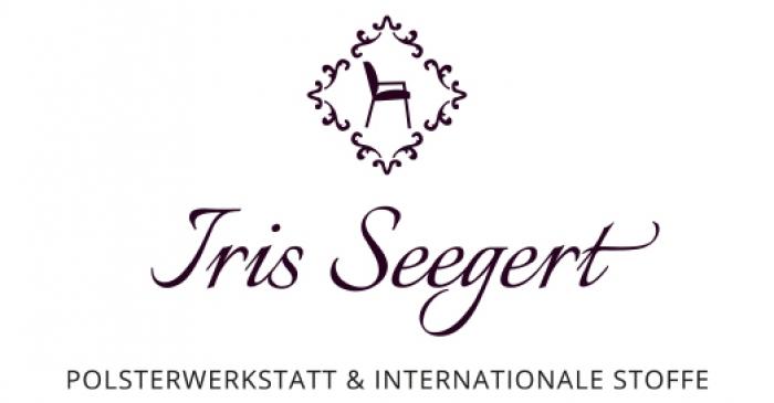 Iris Seegert - Polsterwerkstatt & Internationale Stoffe Logo