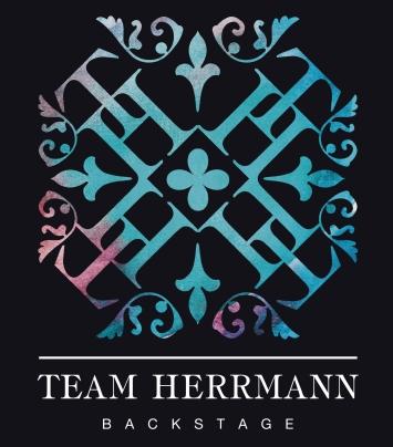 Team Herrmann Backstage Logo