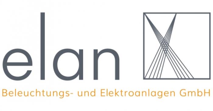 elan Beleuchtungs- und Elektroanlagen GmbH Logo
