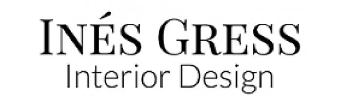 INÉS GRESS INTERIOR DESIGN Logo