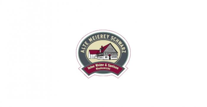 Restaurant Alte Meierey Schwarz Logo