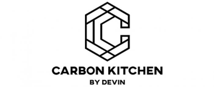 Carbon Kitchen by Devin Logo