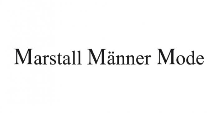 Marstall Männer Mode Logo