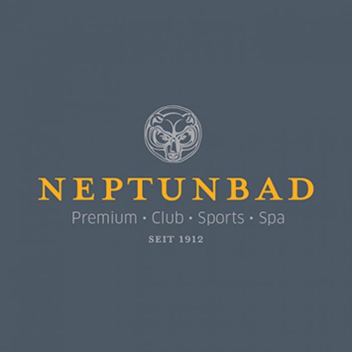 Neptunbad Premium Sports Club & Spa Logo