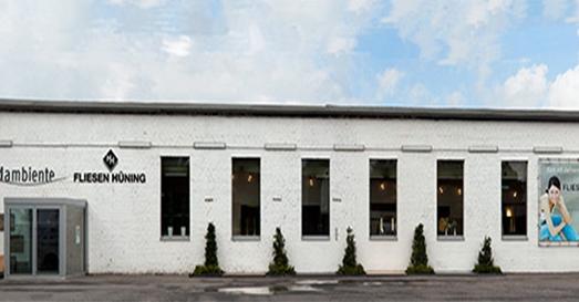 Fliesen Hüning - Filiale Düsseldorf