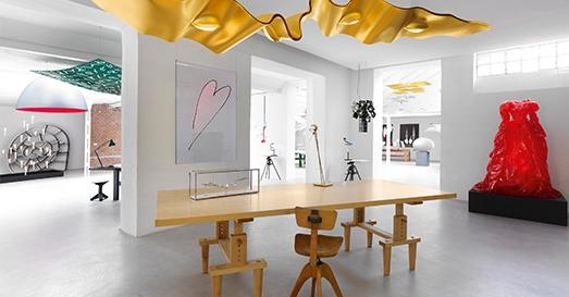 Ingo Maurer Showroom + Shop