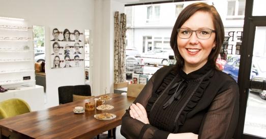 Frau Feller ∣ Optikermeisterin