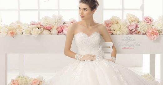 Glücksgefühl wedding & more Brautmoden