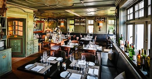 Restaurant-Café Manne Pahl