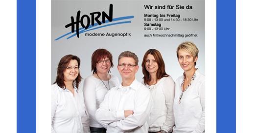 Moderne Augenoptik Horn