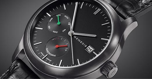 Genesis - Handgefertigte Mechanische Uhren