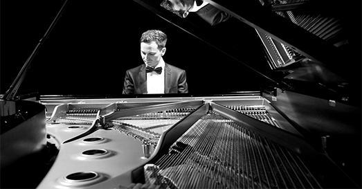 Roman Nagel Pianist