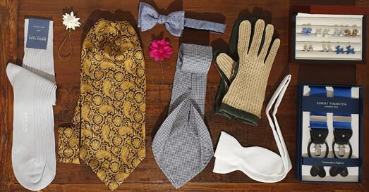 LAGANO - Krawatten & Herren-Accessoires