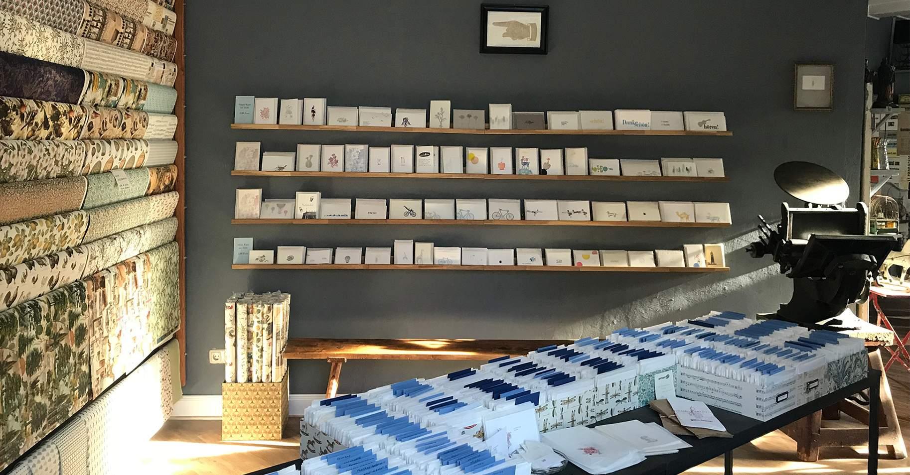 Umtriebpresse - Buchdruck aus Kiel