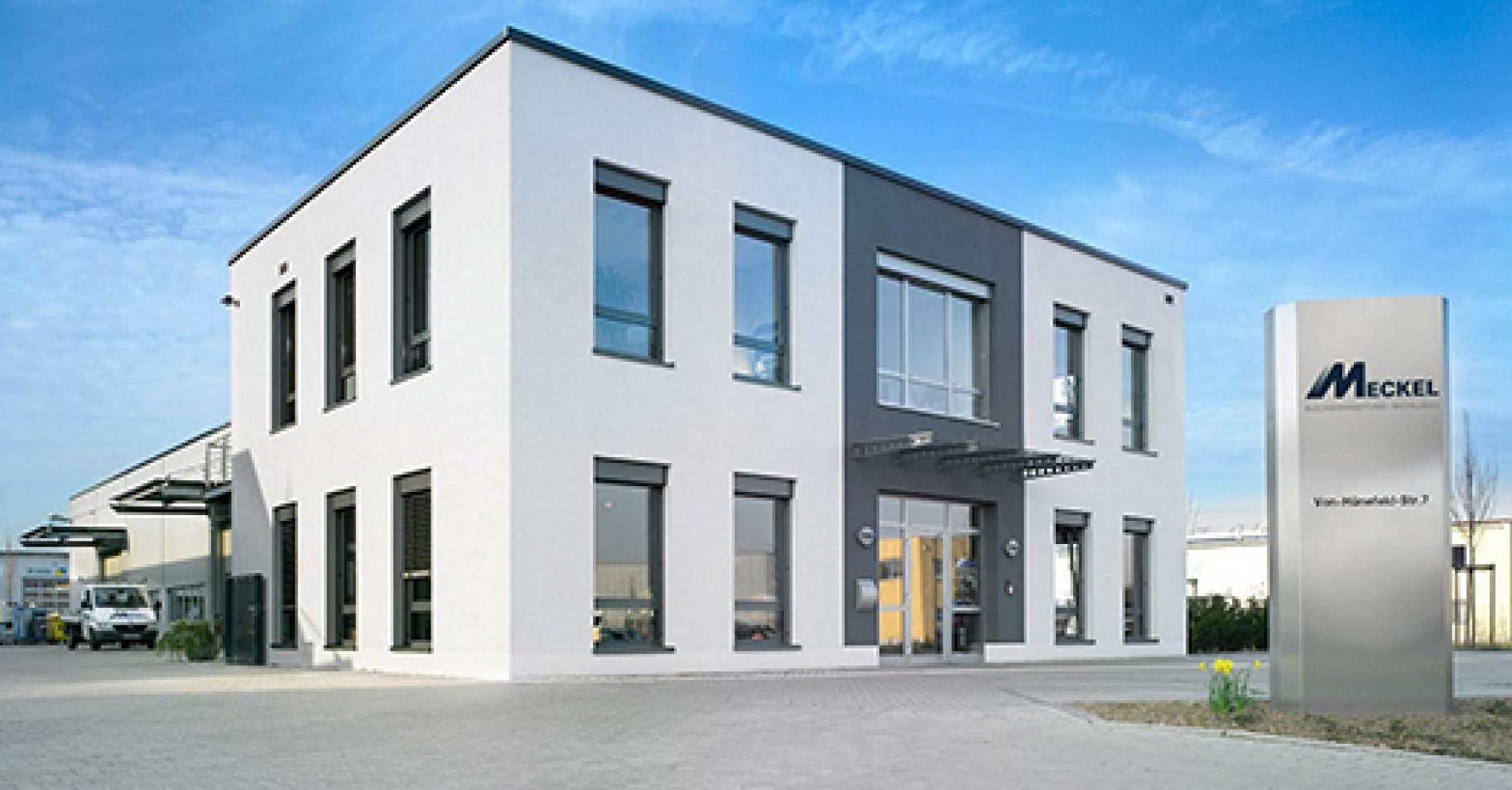 Meckel GmbH Blechverarbeitung - Metallbau