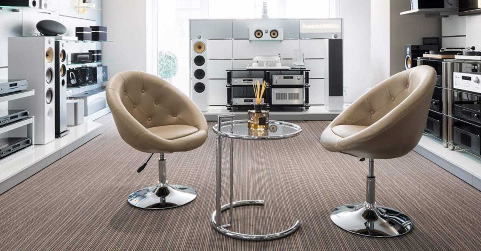 Home Entertainment Concept Store