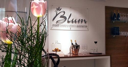 Blum Feiner Damen- und Herrenausstatter